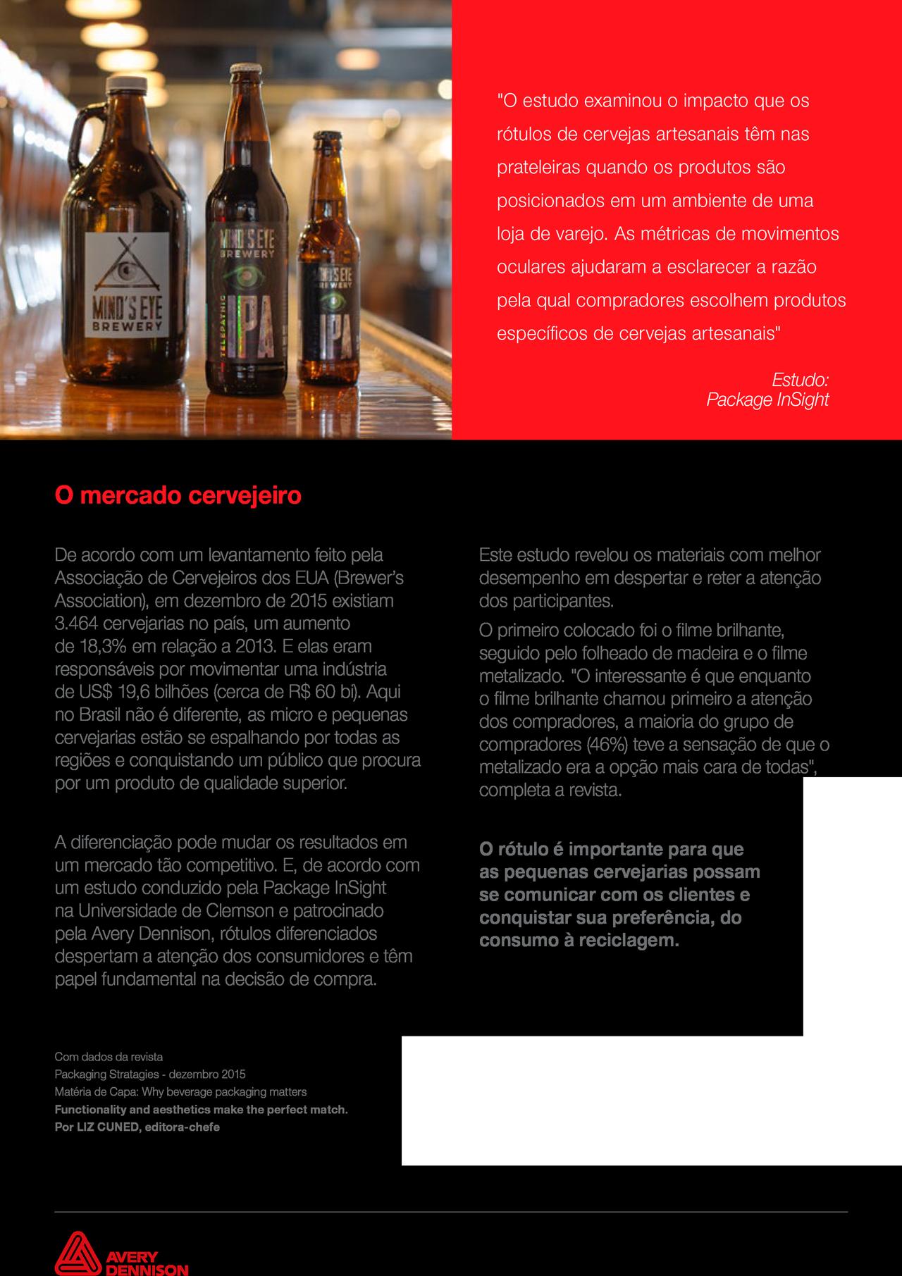 A importância dos rótulos de cervejas artesanais 2