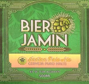 PRÊMIO Rotulo Bier Jamin