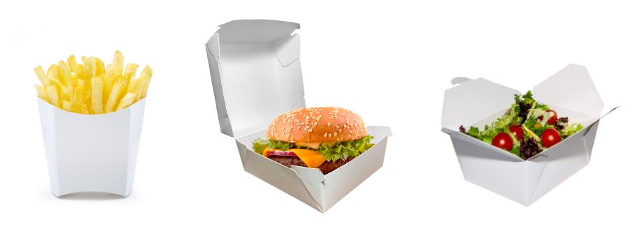 Embalagens de Alimentos