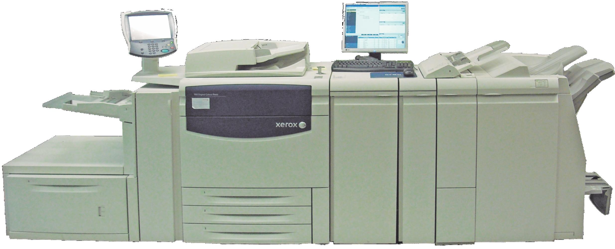 XEROX 700i Digital Color Press